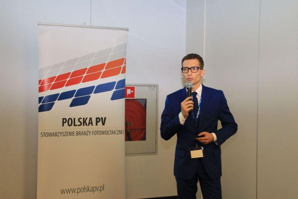 Maciej Rau (Stowarzyszenie na Rzecz Jakości i Bezpieczeństwa Pracy Instalacji PV)