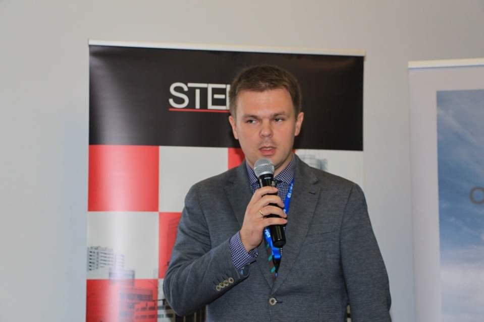 Dominik Wojewódka, STEKRA