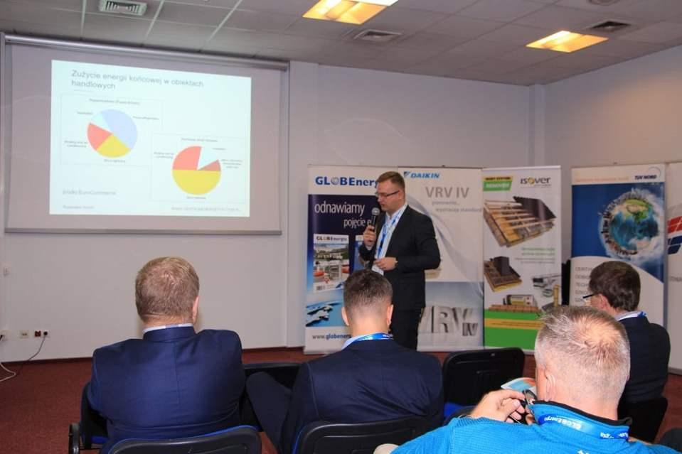 Radosław Grech, Centrum Energetyki Odnawialnej