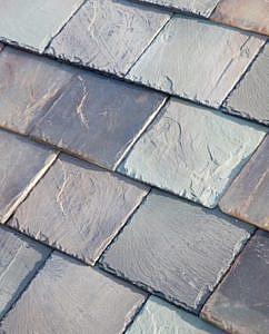 Dachówka z teksturowanego szkła