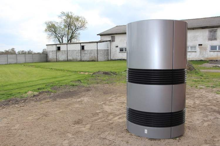recenzja powietrzna pompa ciep a vitocal 300 a adna. Black Bedroom Furniture Sets. Home Design Ideas