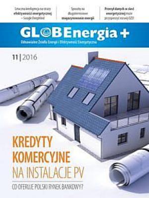 GLOBEnergia+ 11/2016 okładka