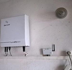 Inwerter WOLTA 4 kW jako element instalacji fotowoltaicznej