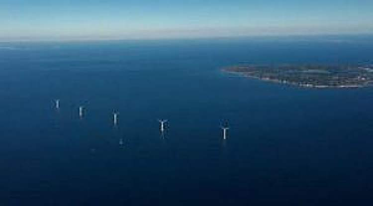 The Block Island Wind Farm