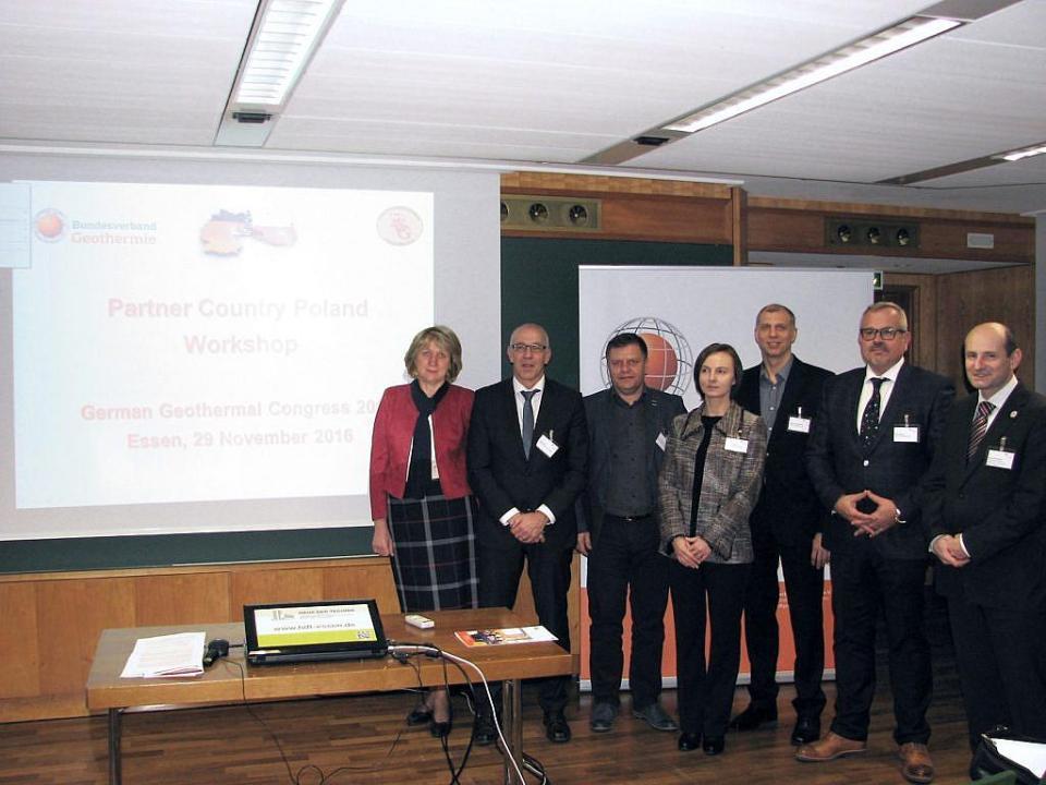 Niemiecki Kongres Geotermalny Essen