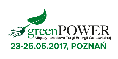 GreenPower 23-25.05.2017 Poznań