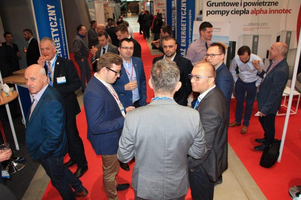 Targi ENEX 2017 Viessmann Corab Hydro-Tech alpha innotec