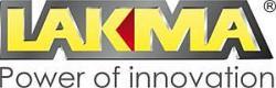 LAKMA logotyp