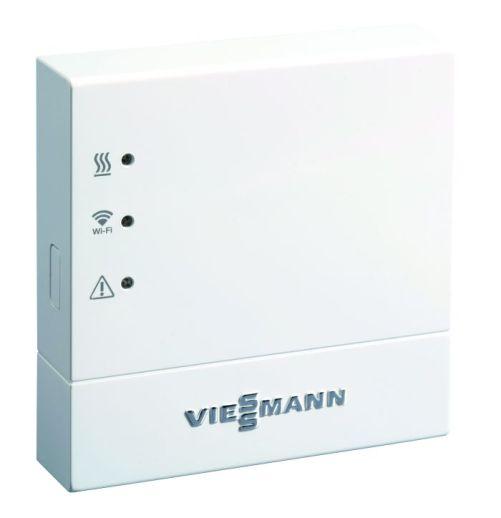 Vitoconnect, aplikacja mobilna, moduł sterowania