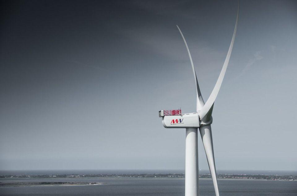 vestas, turbina wiatrowa,