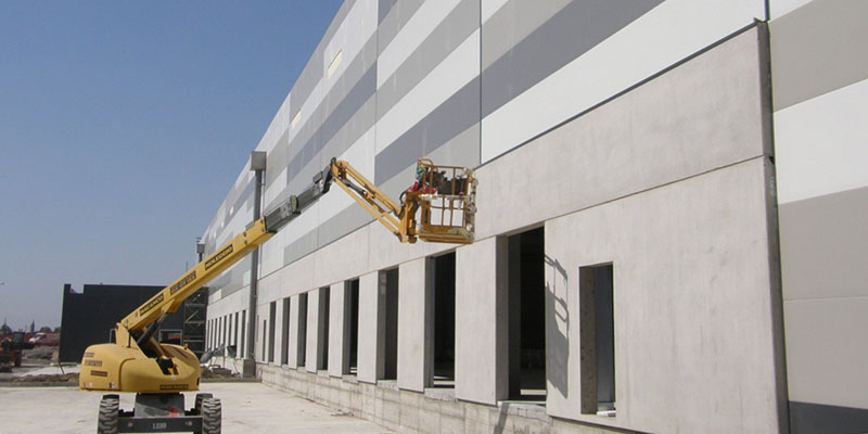 when to use PVDF and PVC coating on insulated metal panels