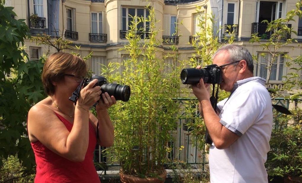 Odile et Christian Le Roy photographes