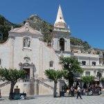 Taormine, églises San Giuseppe et San Agostino