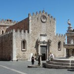 Taormine, Eglise San Nicolas