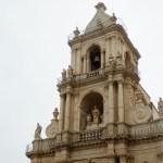 Clocher de San Paulo à Palazzolo Acreide