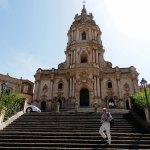 Modica, église San Giorgo et ses célèbres marches