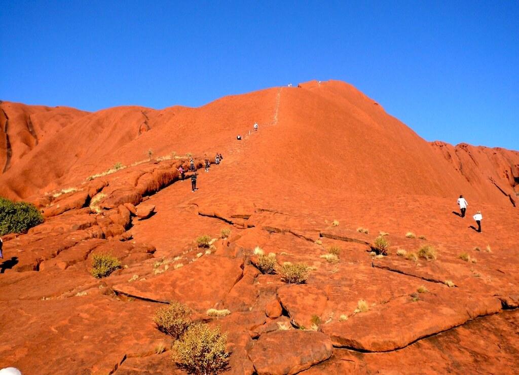Australie - Centre rouge - Ayers Rock