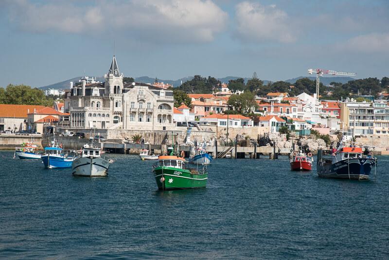Lisbonne - Cascais, la riviera