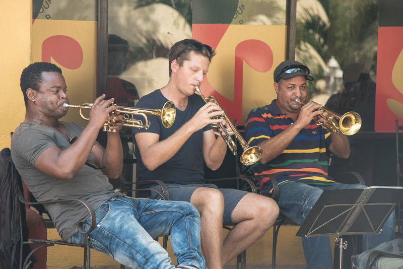Musique à Trinidad