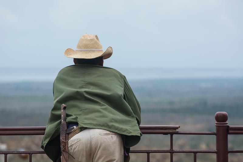 Cuba - vallée de Los Ingenios