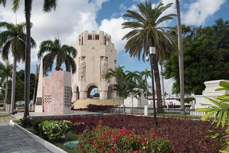Cuba - Santiago - Monument de José Marti