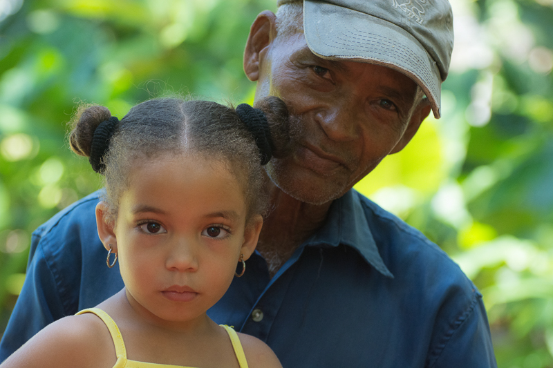 Cuba - Baracoa - Cubains