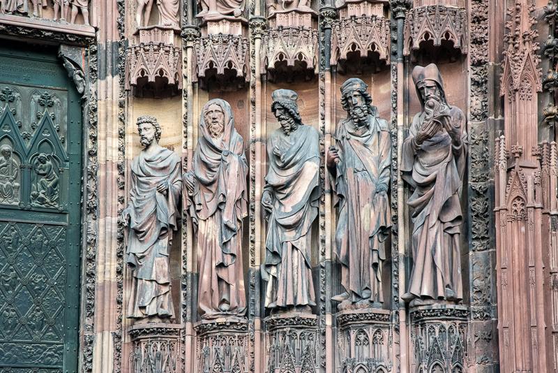 Alsace - Strasbourg, la cathédrale