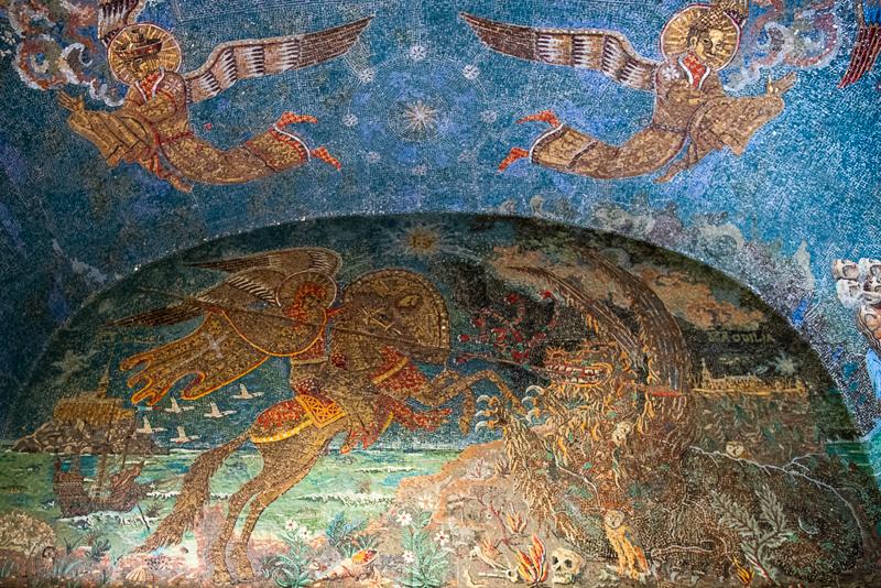 Chapelle des anges du mont Saint Odile