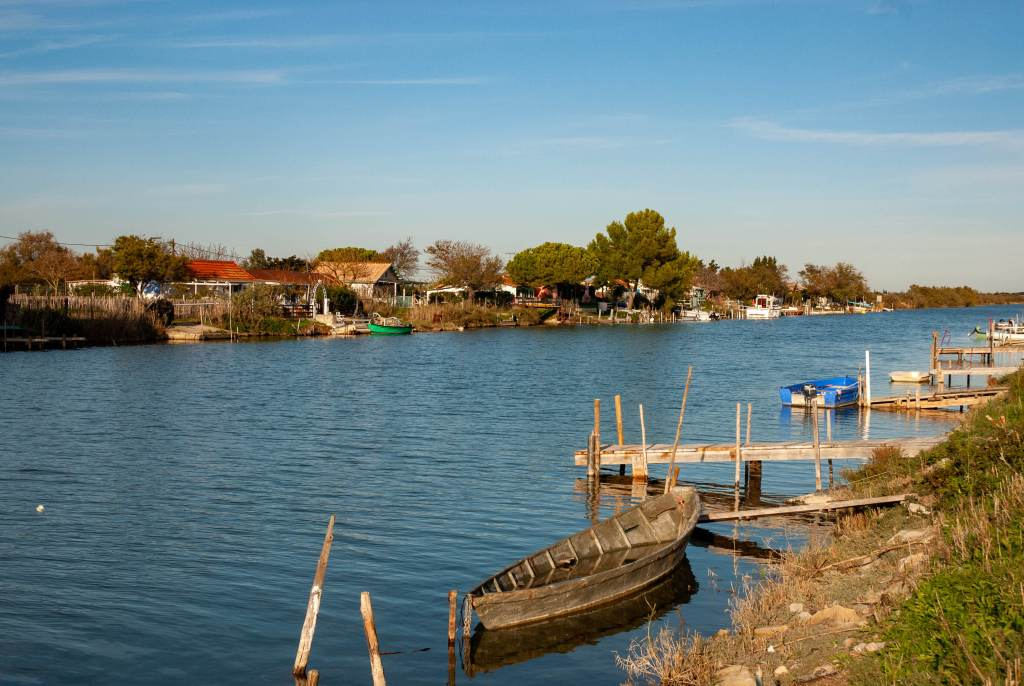 Camargue-Etangs et Canal