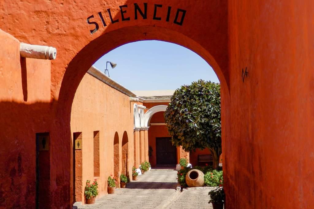 Pérou, Arequipa - Le couvent Santa Catalina