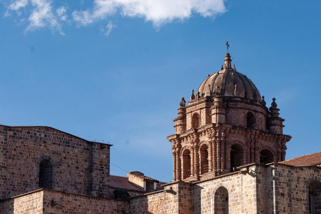 Pérou, Cuzco - Santo Domingo