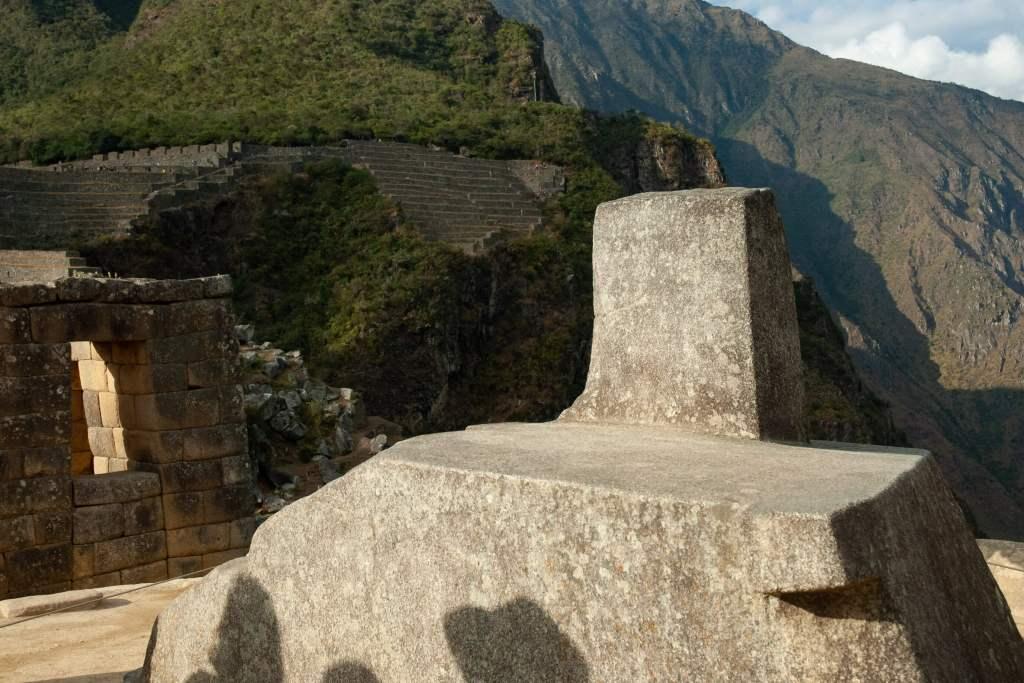 Pérou, Machu Picchu - Observatoire astronomique du Machu Picchu