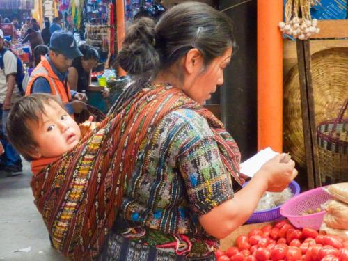 Guatemala : de Antigua à Solola