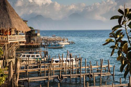 Panajachel, lac Atitlàn