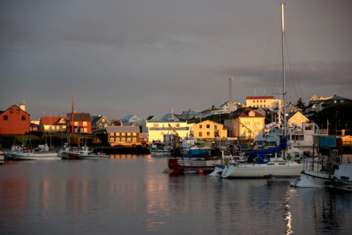 Islande, Snaefellsness