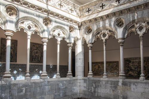 Lisbonne et les azulejos