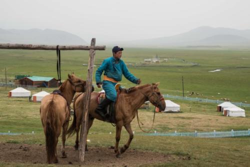 Mongolie, de Karakorum à L'Orkhon
