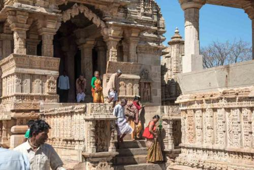 Inde, Rajasthan, Chittorgarh, Puskar et Ranthambore