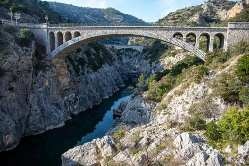 Occitanie - Les gorges de l'Hérault