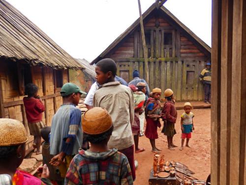 Madagascar - Pays Zafimaniry