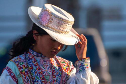 Pérou-Chivay