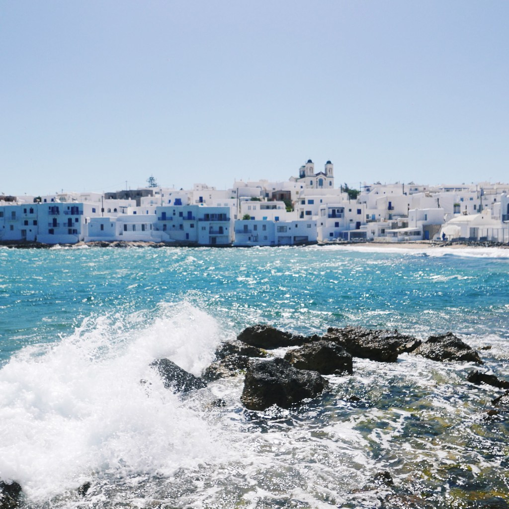 itinéraire cyclades