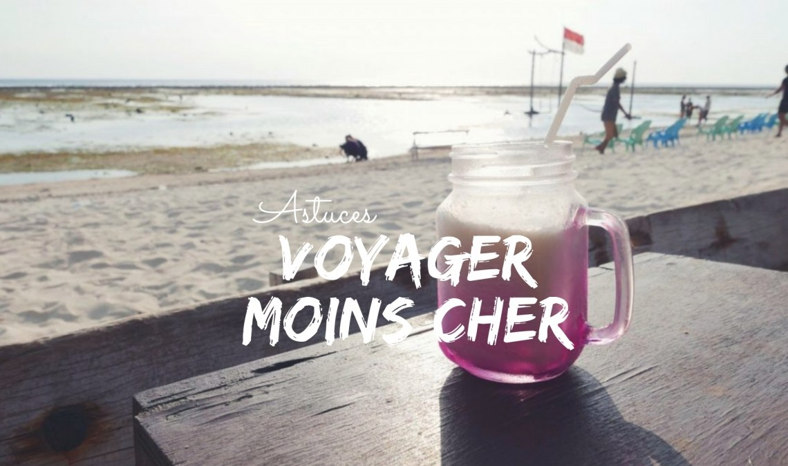 voyager moins cher