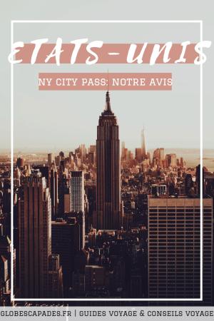 New-York City Pass : notre avis