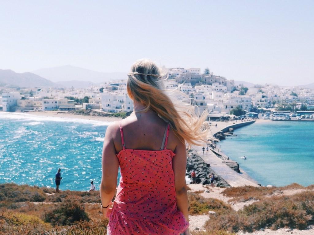 Visiter Naxos