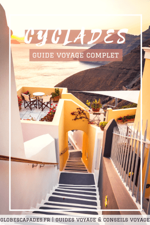 Guide voyage Cyclades