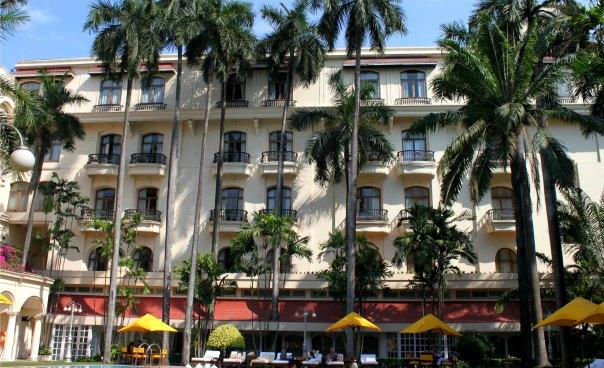 The Oberoi Grand Kolkata India Globetotting