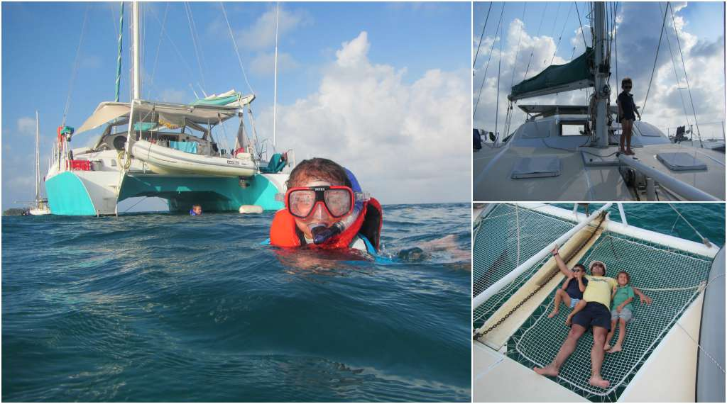 Sailing in San Blas, Panama with Kids: Thoughts on Safety