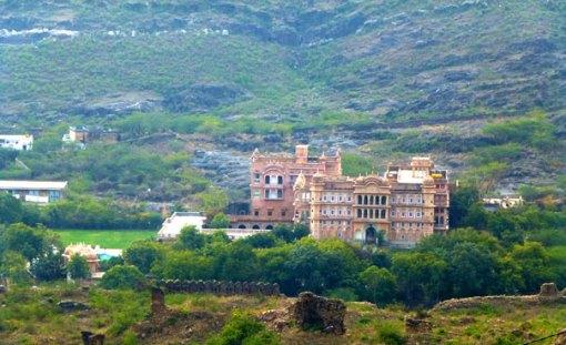 Patan Mahal, nr. Jaipur, Rajasthan, India
