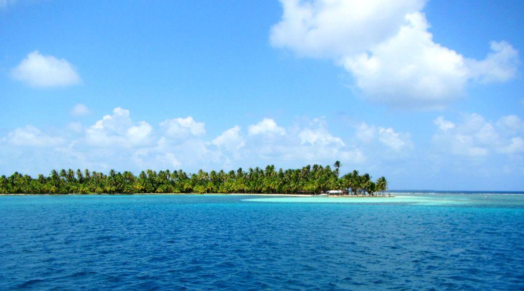 Sailing in San Blas, Panama: a slice of paradise